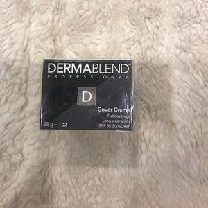 Dermablend Cover Creme foundation - Golden Bronze